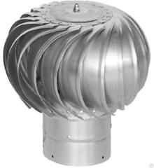 Турбодефлектор крышный ТД-110мм оцинкованный