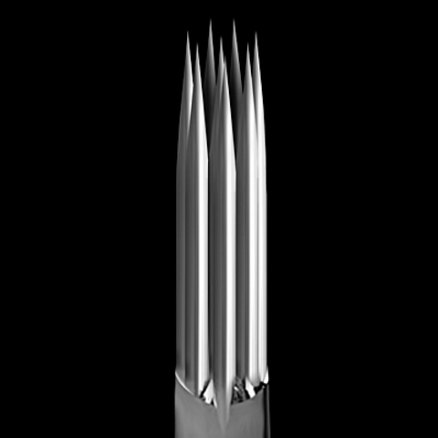 KWADRON 0.40 mm LONG  TAPER 15 RS