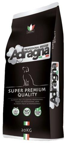 Корм Адрагна для взрослых собак, с курицей  Adragna  Breeder Functional Superpremium Adult All Size Chicken and rice (20 кг.)