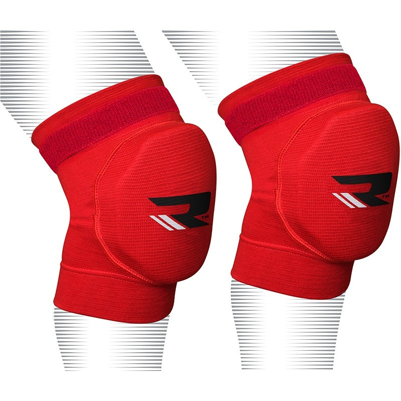 Наколенники Наколенники RDX Knee Pads Brace Support Protection Red 1.jpg