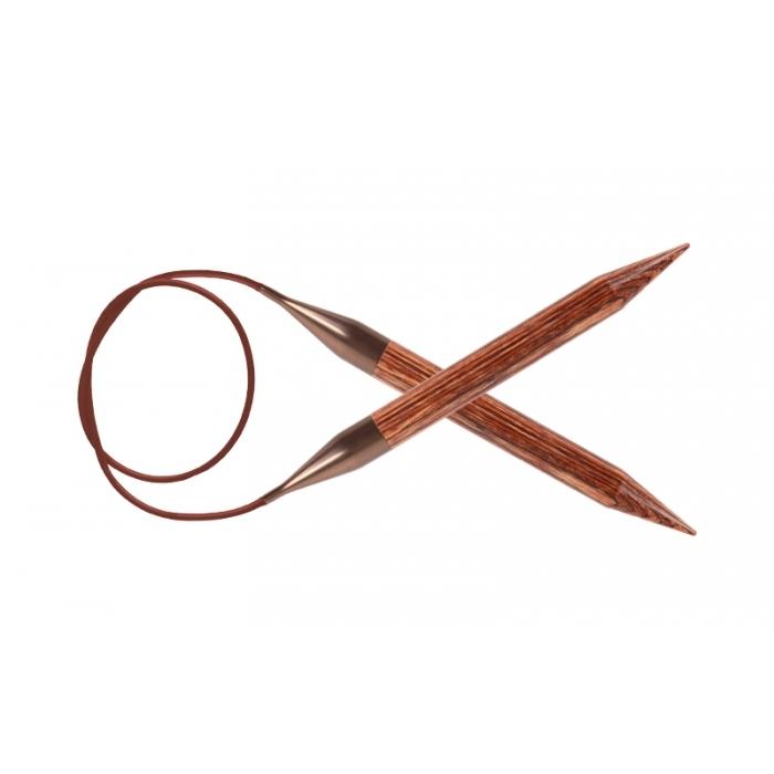 Спицы KnitPro Ginger круговые 6,5 мм/40 см 31054