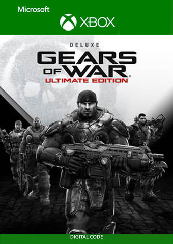 Gears of War: Ultimate Edition Версия Deluxe (Xbox One/Series S/X, цифровой ключ, русская версия)