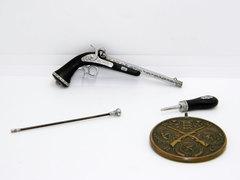 French duel pistol 19 century