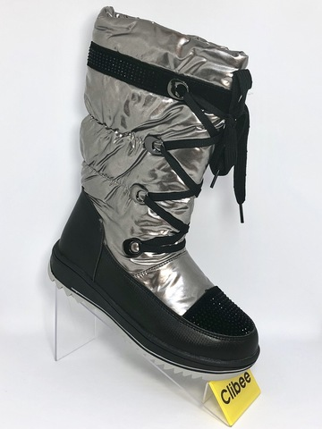 Clibee (зима) K901 Silver 32-27