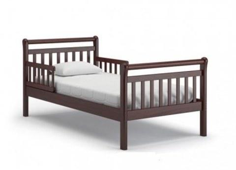 Кровать Nuovita Delizia Mogano / Махагон