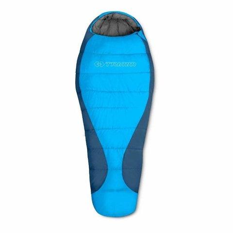 Летний спальный мешок Trimm Tropic, 185 R (синий)