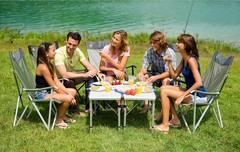 Стол складной Coleman 6 In 1 Camping Table (205479)