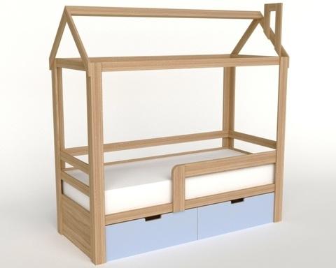 Кровать ИТАКО-1-1700-0800 /1800*1935*868/