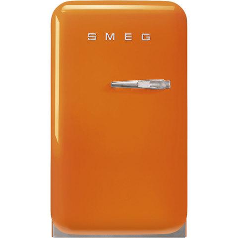 Компактный холодильник Smeg FAB5LOR5