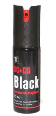 """Перцовый баллончик """"Black"""", 25 мл"""