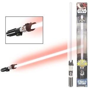 Ultimate FX Lightsaber - Darth Vader (Red)