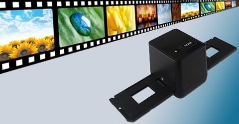 Сканер Qpix FS110 Слайд-сканер для слайдов и ф/п