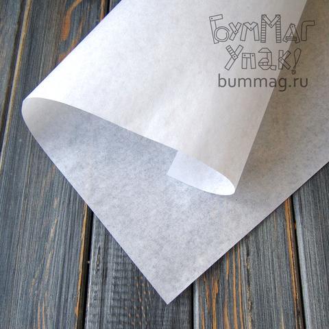 Подпергамент пищевой, белёный А3 (10 листов)