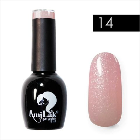 AmiLak Color Gel Polish №014