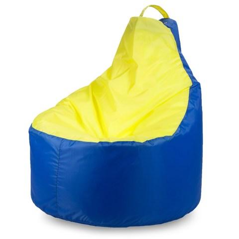 Кресло-мешок «Комфорт» Сине-Желтый
