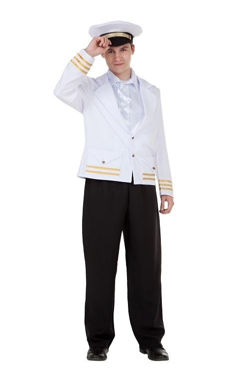 Костюм карнавальный взрослый Капитан