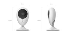 Wi-Fi камера EZVIZ Mini C2C 720р