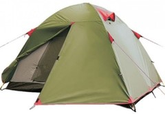 Палатка Tramp Lite Tourist 2 (зеленый)