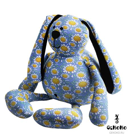 Подушка-игрушка антистресс Gekoko «Ромашковый Зая» 5