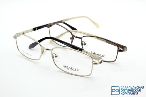 Оправа для очков PARADISE ELEGANT P70211  металл