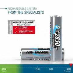 Аккумуляторы NiMH AA (1.2V, 2850 mAh) Digital 2шт.