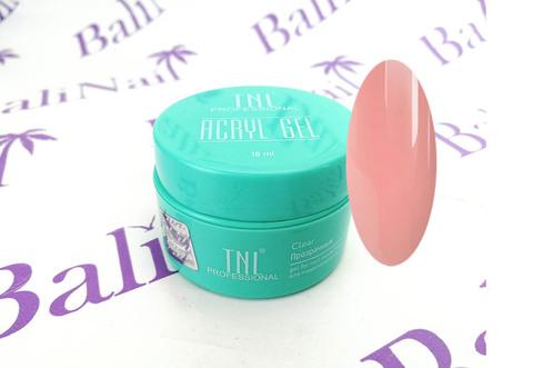 Acryl Gel TNL №02 камуфлирующий натуральный розовый (18 мл.)