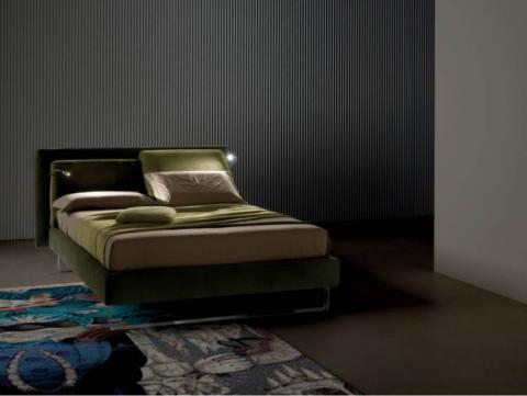 Кровать Flux, Италия