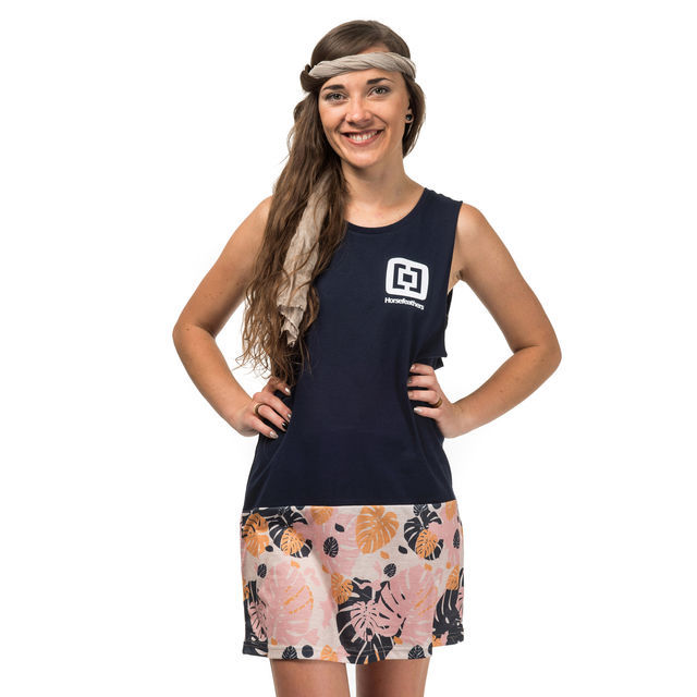 Платье жен Horsefeathers LENA DRESS (navy)