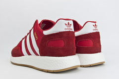 кроссовки Adidas Iniki Runner Red / White