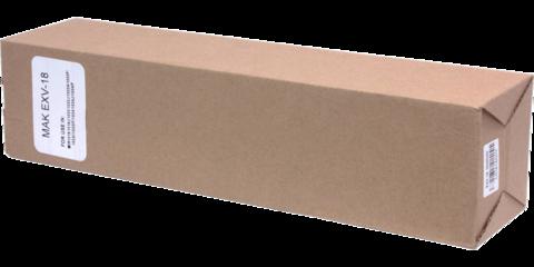 Картридж Туба MAK© C-EXV18/GPR-22 (0386B002[AA]) черный (black), 465г, до 8400 стр. - купить в компании MAKtorg