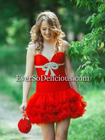 Оксана в платье Sherri hill 1473