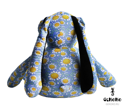 Подушка-игрушка антистресс Gekoko «Ромашковый Зая» 6