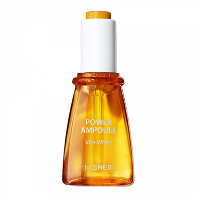 Сыворотки для лица Сыворотка для лица the SAEM осветляющая Power Ampoule Vita-white 35 мл 524534534534534-400x400.jpg
