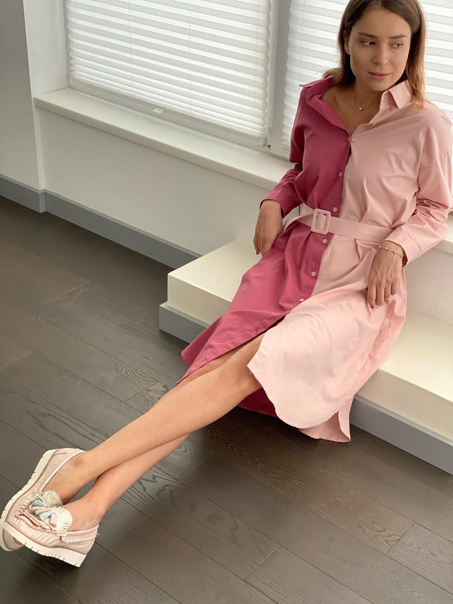 Мокасины, Ballerina, Piccadilly (фламинго)