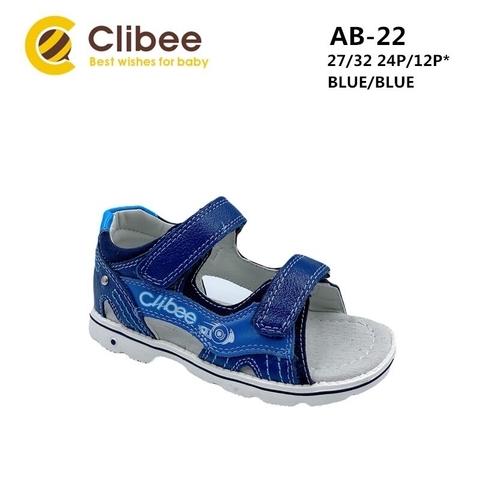 Clibee AB-22 Blue/Blue 27-32