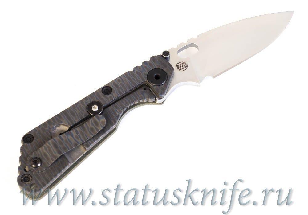 Нож Strider SNG Hard Chrome Armoloy - фотография