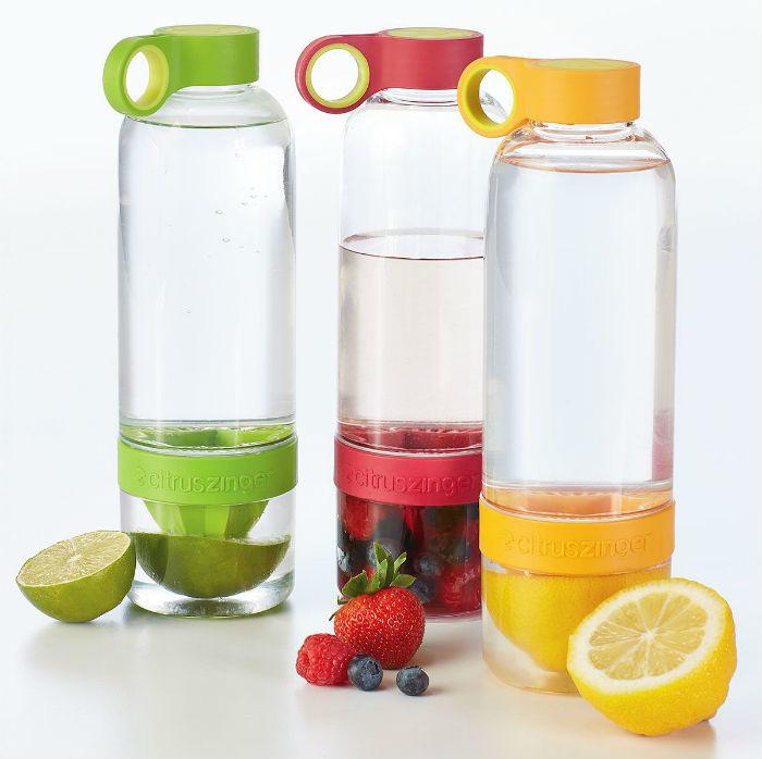 """Это интересно Бутылка с соковыжималкой """"Цитрус Зингер"""" (Citrus Zinger) butylka-s-sokovyzhimalkoy-tsitrus-zinger-.jpg"""