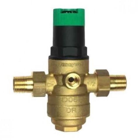 Клапан понижения давления с установочной шкалой, в стандартном корпусе,  D06F-  1/2