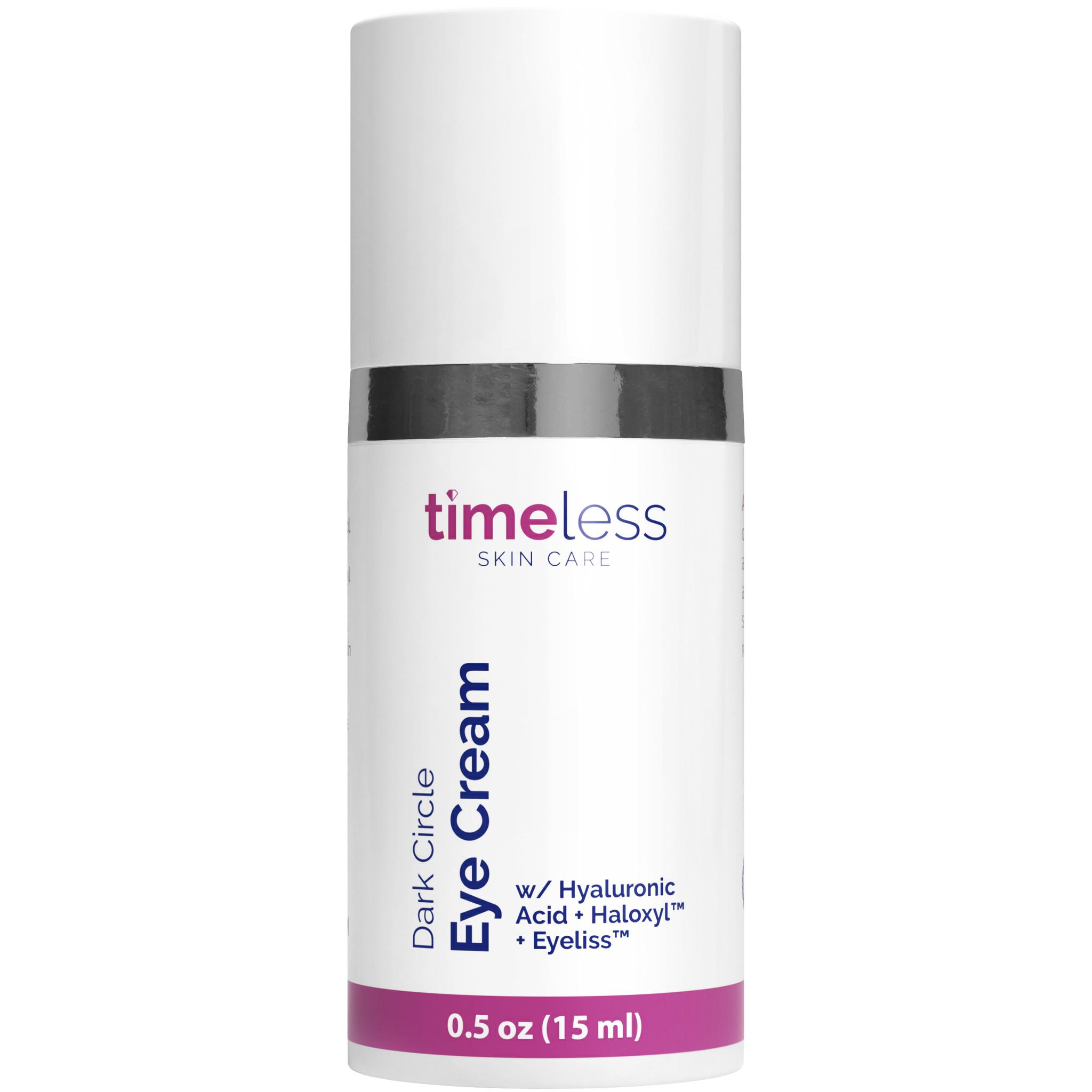 Timeless Dark Circle Eye Cream крем для век 15 мл