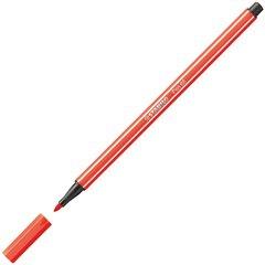 Flomaster Stabilo Pen 68 su əsasında açıq qırmızı 68/40