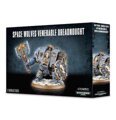 Space Wolves Venerable Dreadnought