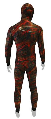 Куртка Epsealon Red Fusion Yamamoto 039 3 мм – 88003332291 изображение 3