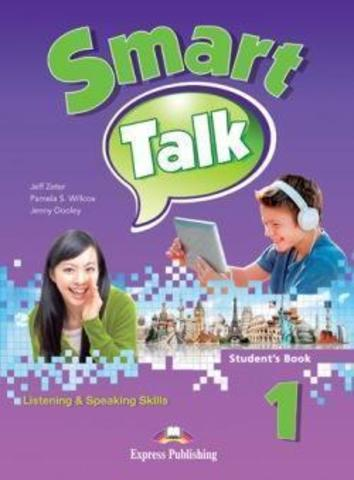 Smart Talk 1. Listening & Speaking skills.  Student's book. Учебник