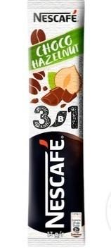Nescafe 3в1 Лесной орех 13г