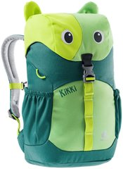 Рюкзак детский Deuter Kikki avocado-alpinegreen (2021)