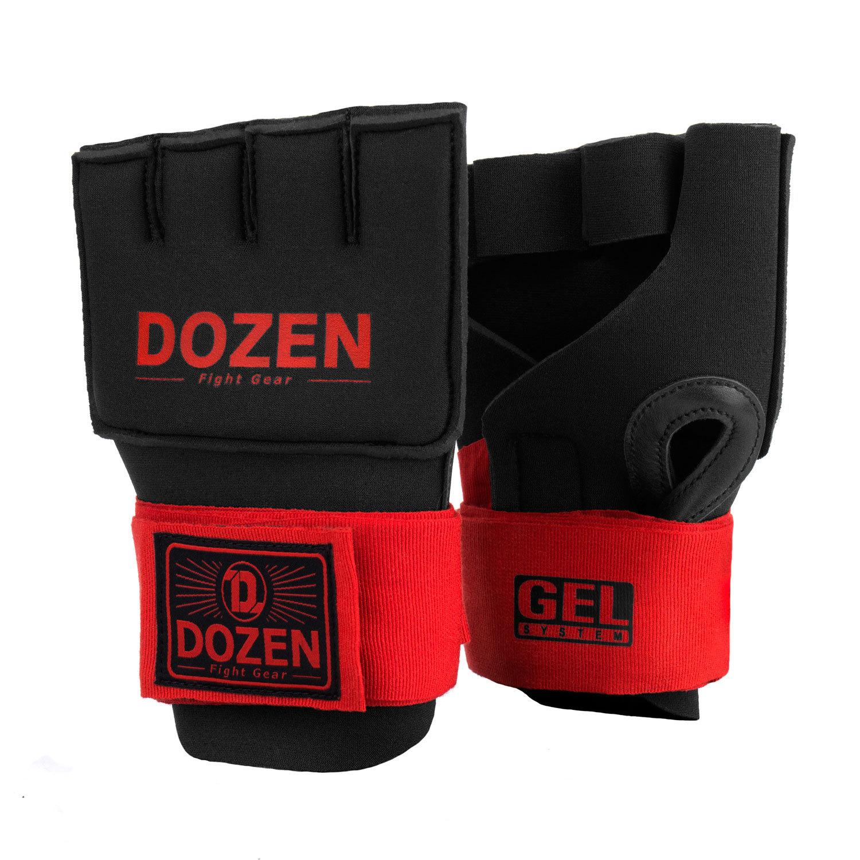 Быстрые бинты красные Dozen Prime Gel главный вид