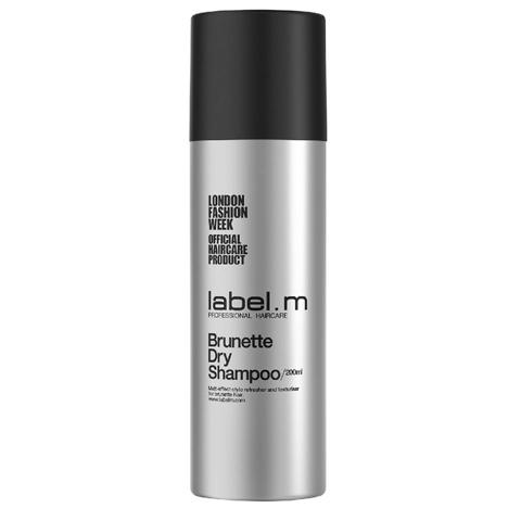 LABEL.M Complete: Сухой шампунь для брюнеток (Dry Shampoo Brunette), 200мл