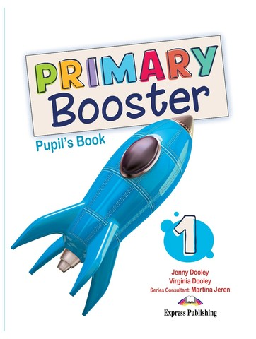 Primary Booster 1 PUPIL'S BOOK (INTERNATIONAL)