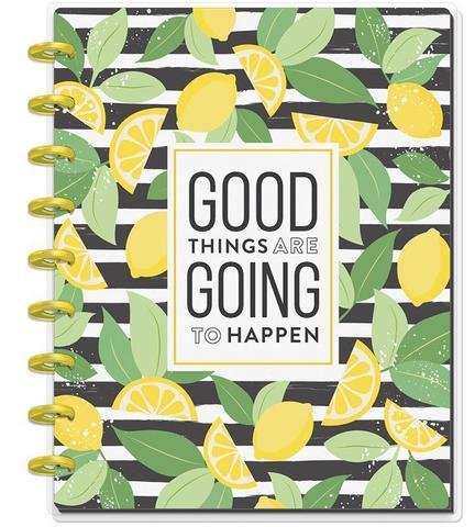Блокнот в линейку The Happy Planner Classic Happy Notes - Good Things -  19,5х24,5см