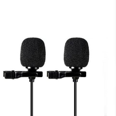 Микрофон петличный Candc DC-C3DM